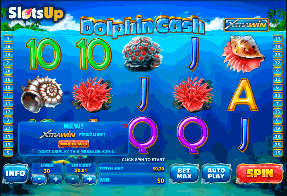 Casino Island II Slot Machine - Play Online or on Mobile Now