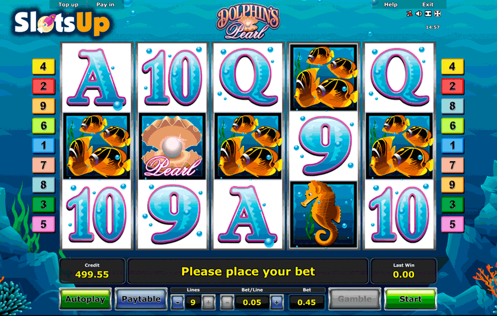 Dragons Pearl Slots - Play Free Novomatic Slot Games Online