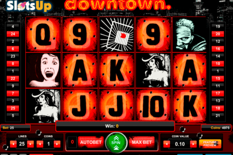DOWNTOWN 1X2GAMING CASINO SLOTS