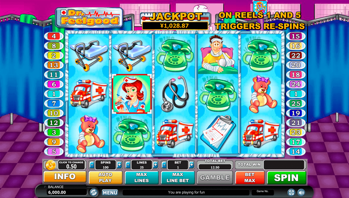 Spiele Dr Enlarge-O - Video Slots Online