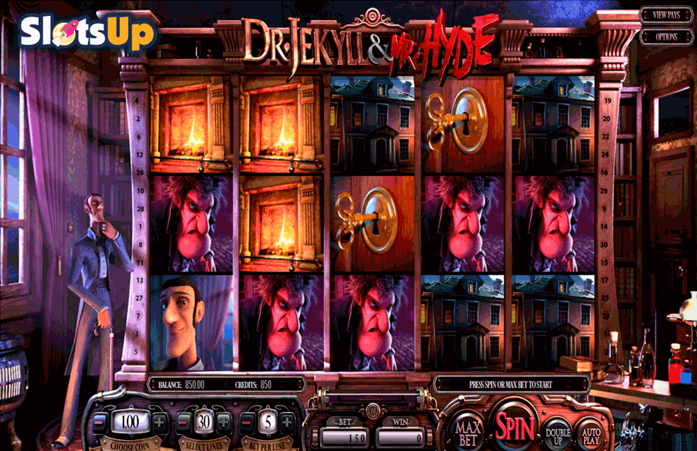 Dr. Jekyll & Mr. Hyde Slot Machine Online ᐈ BetSoft™ Casino Slots