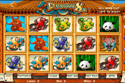 DRAGON 8S AMAYA CASINO SLOTS