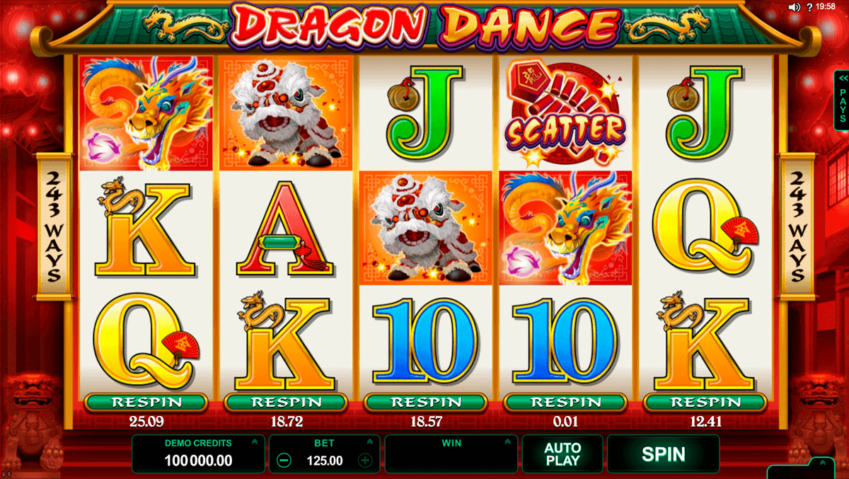 Dragon Dance Slot Machine Online ᐈ Microgaming™ Casino Slots