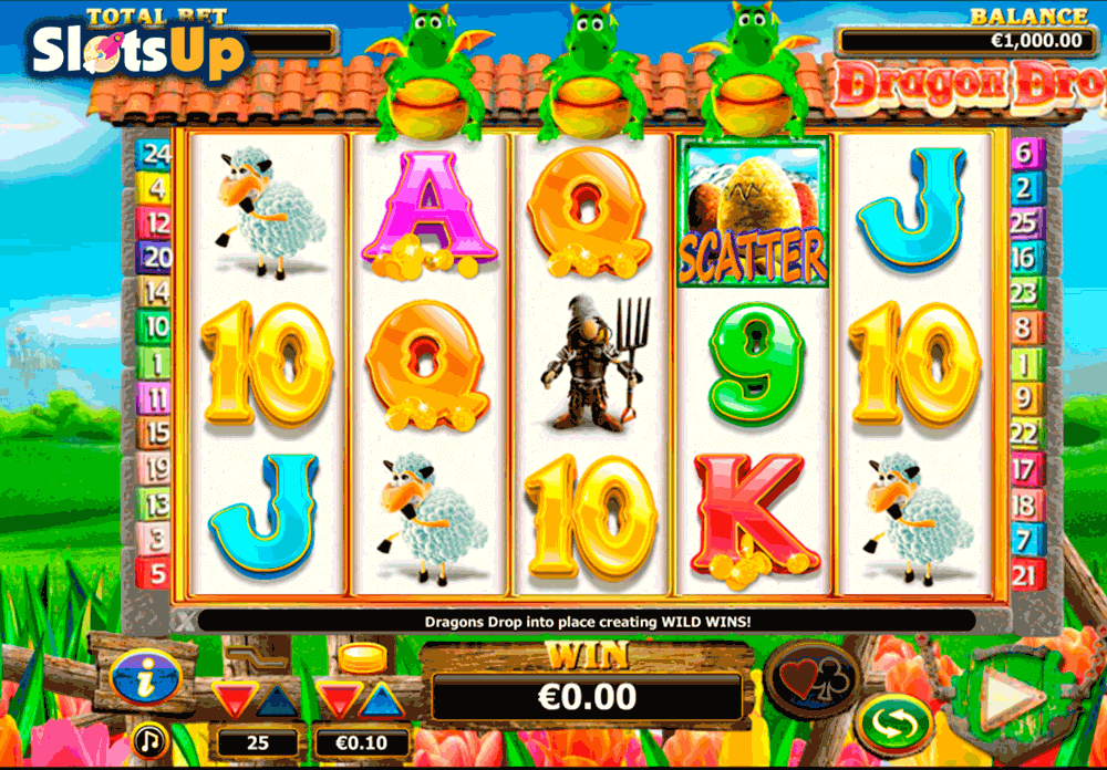 dragon drop nextgen gaming casino slots