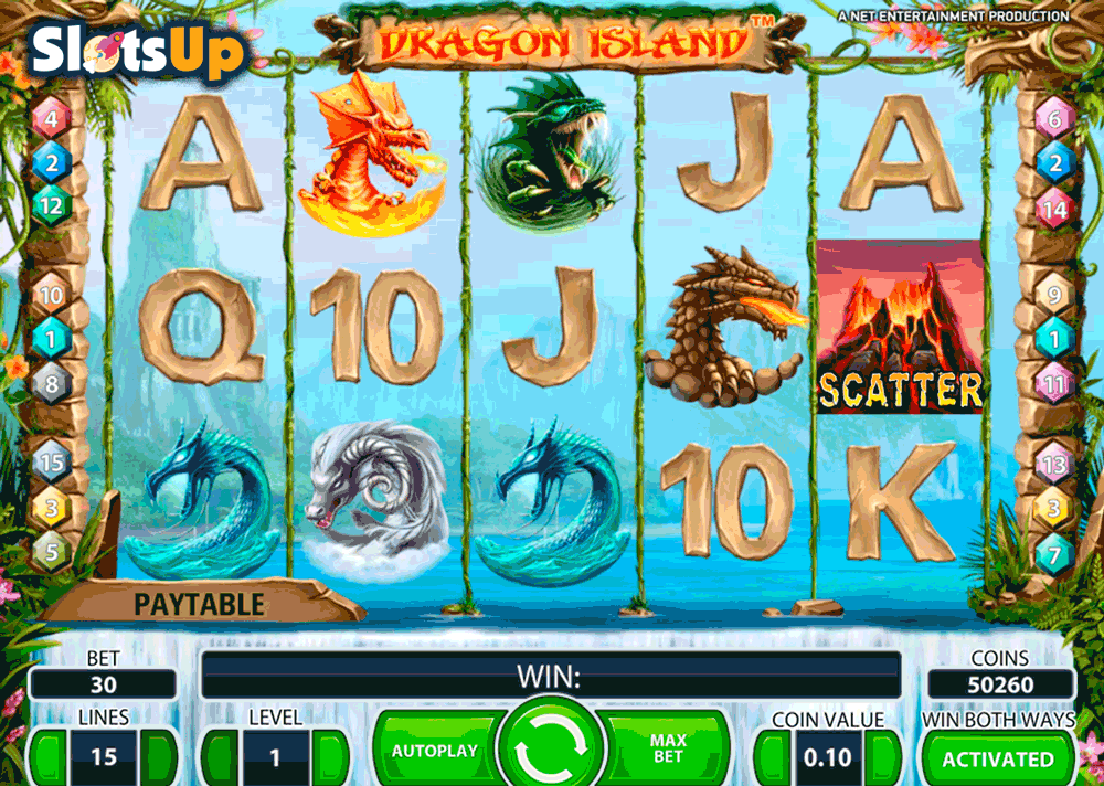 Evolution Slot Machine Online ᐈ NetEnt™ Casino Slots