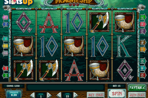 DRAGON SHIP PLAYN GO CASINO SLOTS