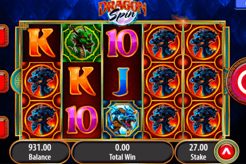 DRAGON SPIN BALLY CASINO SLOTS