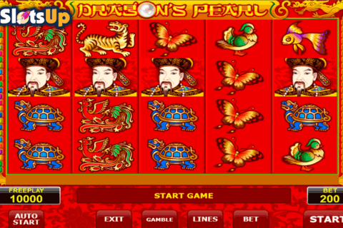 DRAGONS PEARL AMATIC CASINO SLOTS
