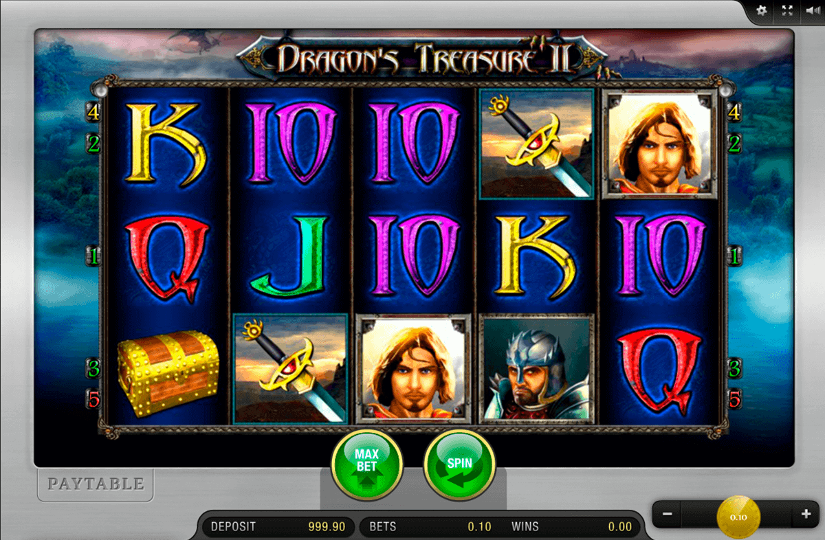 Dragons Treasure Slot Machine Online ᐈ Merkur™ Casino Slots