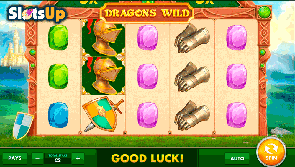 Dragons Wild Slots - Play Online for Free Instantly