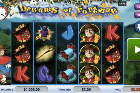 dreams of fortune 2by2 gaming casino slots