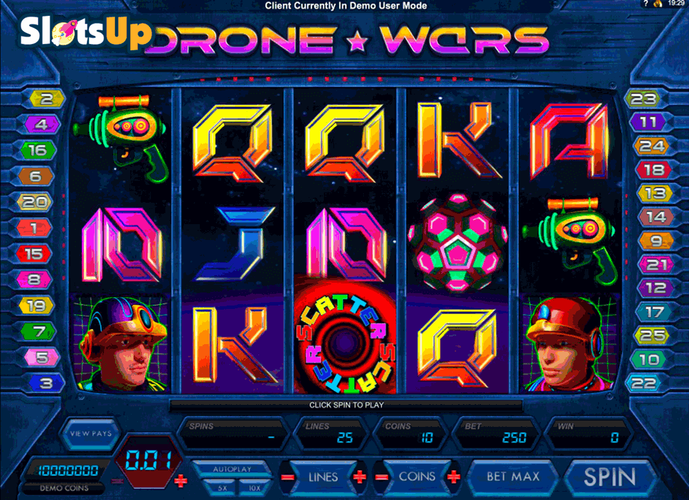 Space Botz Slot Machine Online ᐈ Microgaming™ Casino Slots