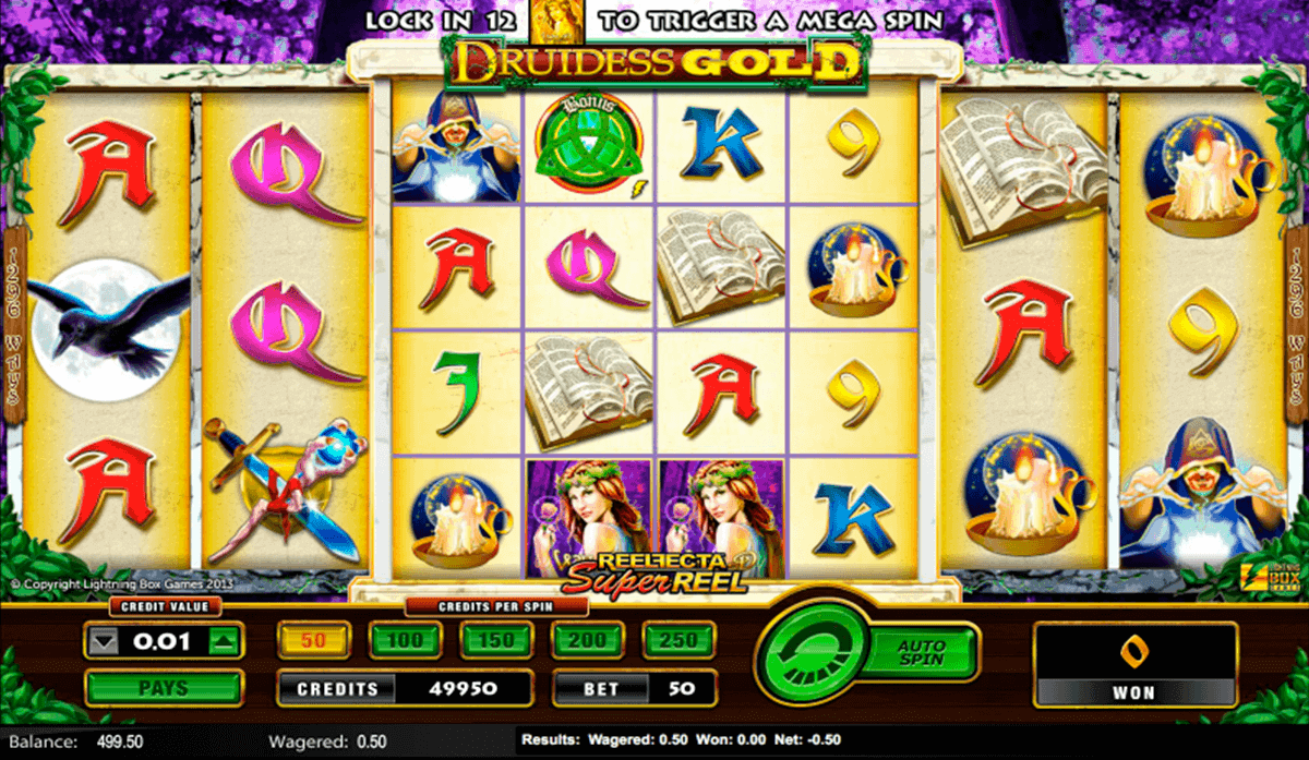 Pixie Gold Slot Machine Online ᐈ Lightning Box™ Casino Slots