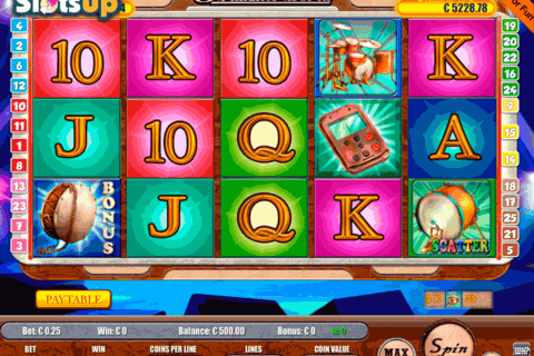 DRUMMER WORLD PORTOMASO CASINO SLOTS