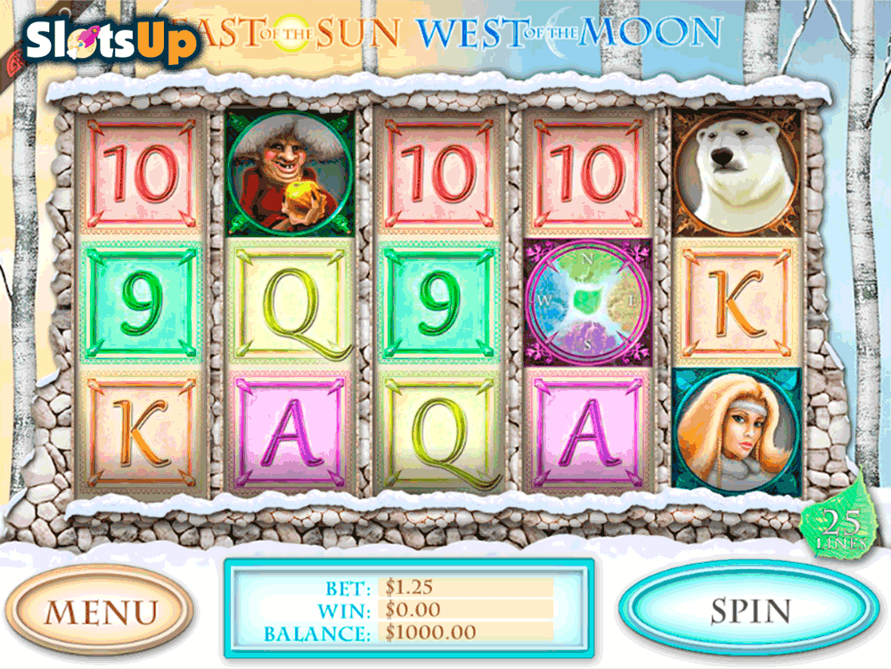 East of the Sun, West of the Moon Slot - Play for Free Now