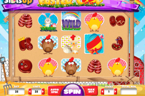 Easter Coop Slot Machine Online ᐈ Daub Games™ Casino Slots
