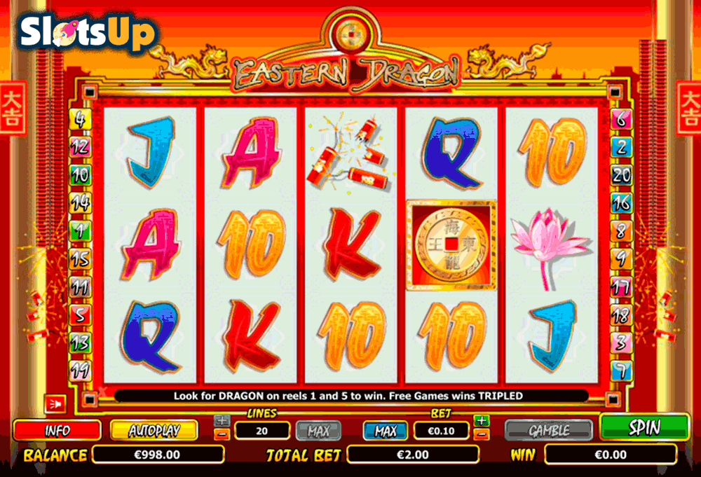 Eastern Dragon Slot Machine Online ᐈ NextGen Gaming™ Casino Slots