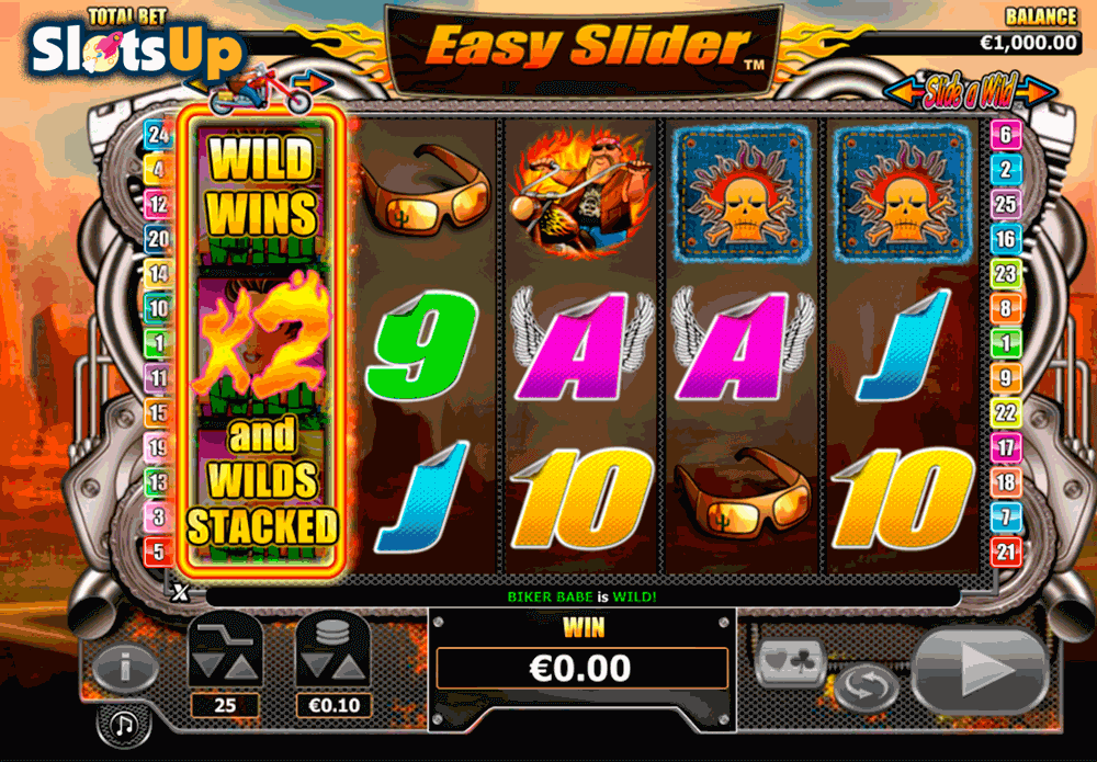 Max Slider Slot Machine - Play this Video Slot Online