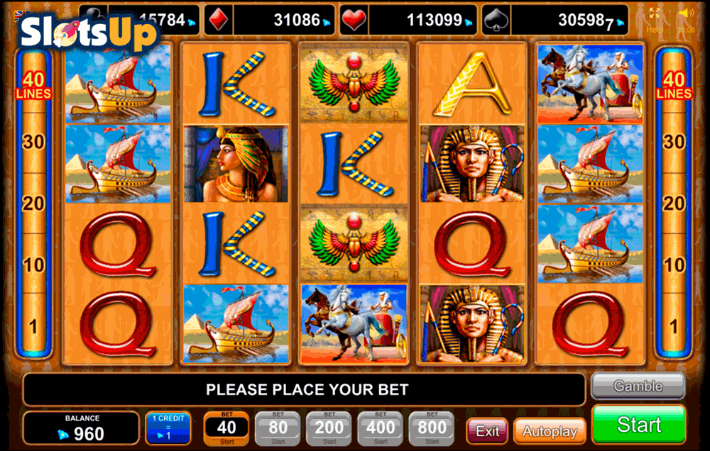 play real casino slots online free