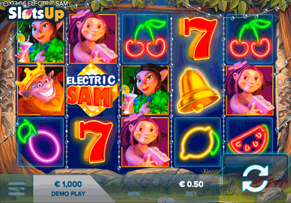 ELECTRIC SAM ELK CASINO SLOTS