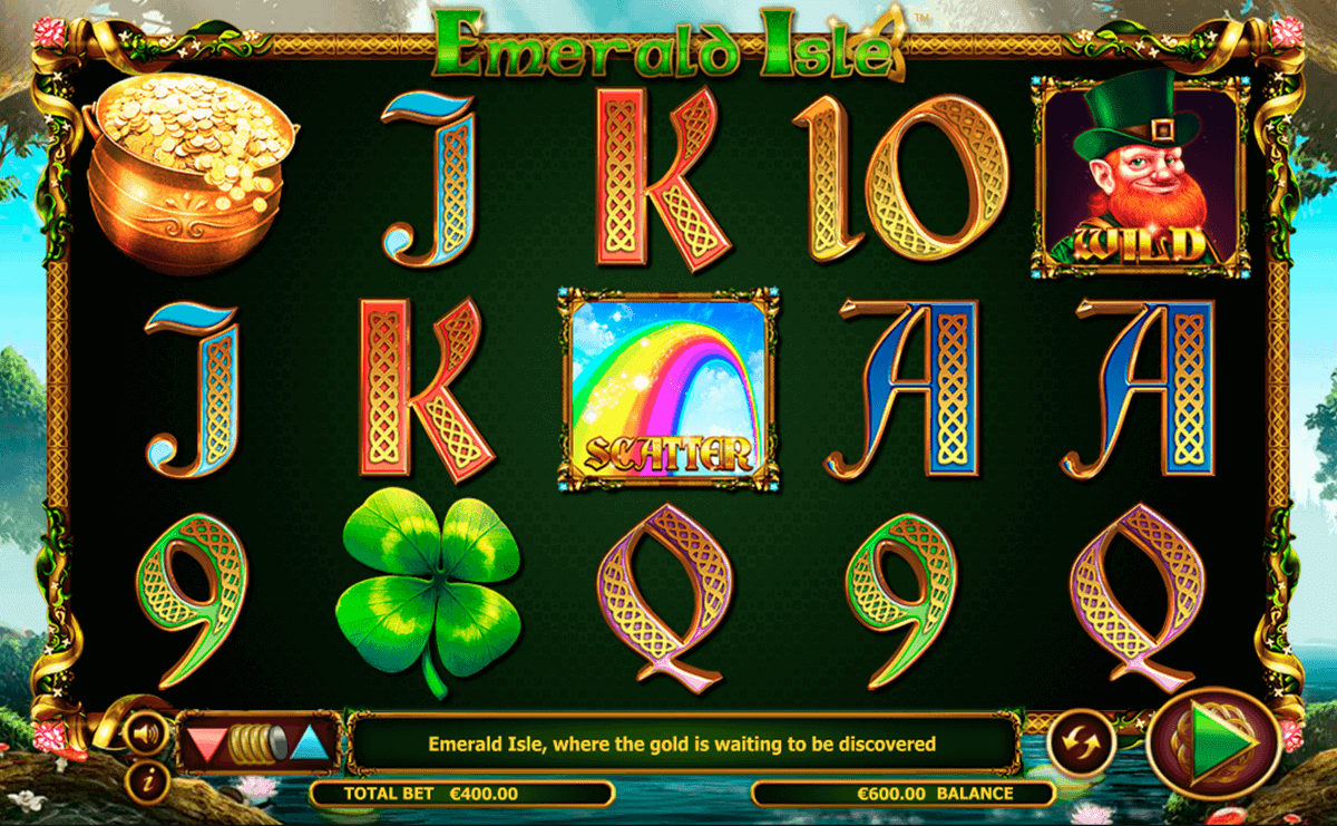 Emerald Isle Slot Machine Online ᐈ Amaya™ Casino Slots