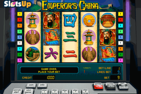 emperors china novomatic casino slots