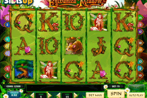 ENCHANTED CRYSTALS PLAYN GO CASINO SLOTS