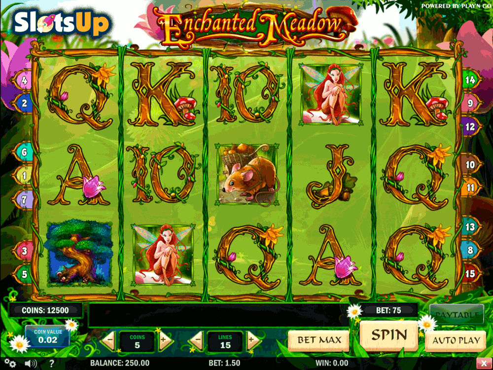 Enchanted Crystals Slot Machine Online ᐈ Playn Go™ Casino Slots