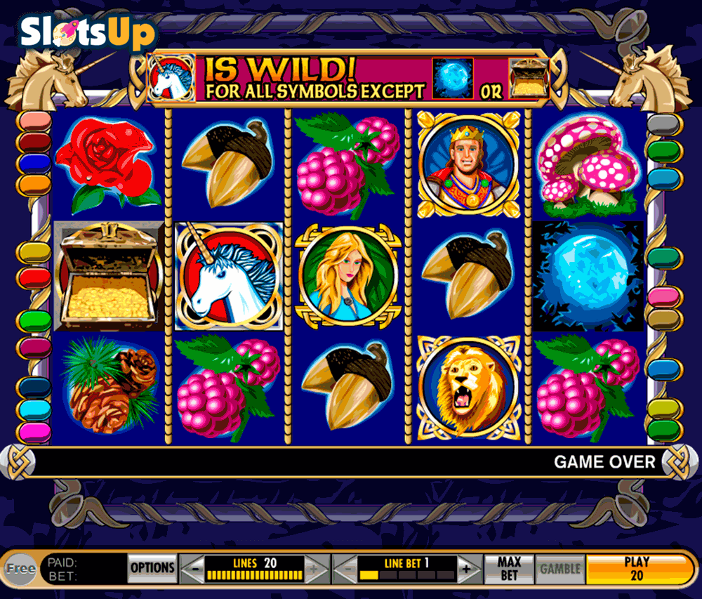 Fantasy Forest Slot Machine - Play Online for Free Money