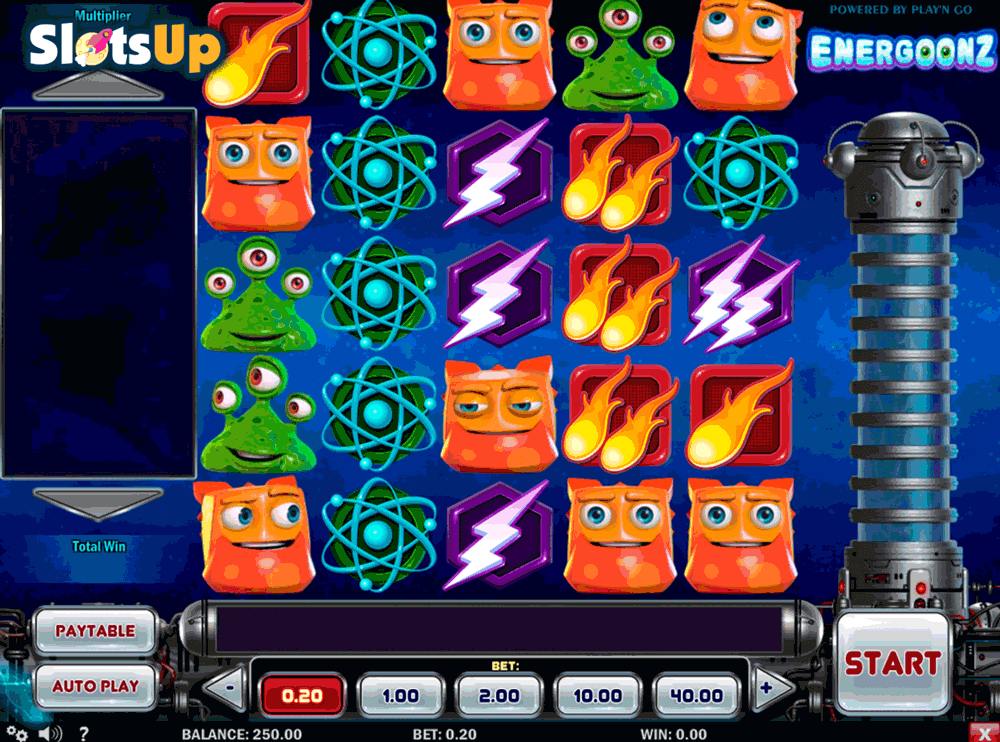 Energoonz™ Slot Machine Game to Play Free in Playn Gos Online Casinos