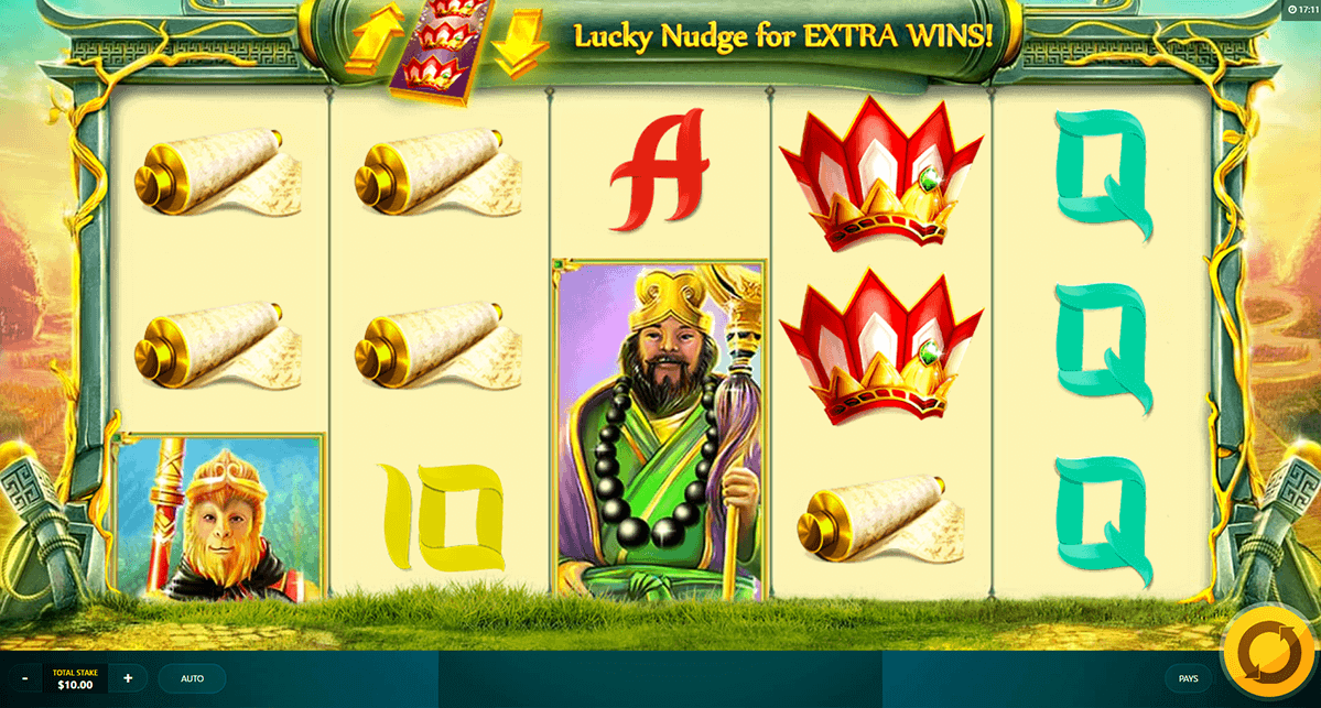 Journey to the West Slot - Play Online for Free Now
