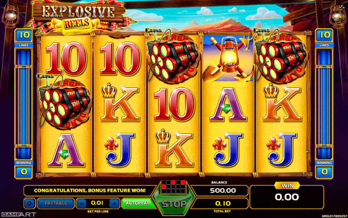 Dragon King Slot Machine Online ᐈ GameArt™ Casino Slots