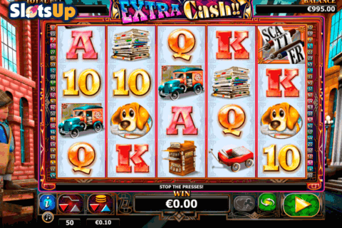 EXTRA CASH NEXTGEN GAMING CASINO SLOTS