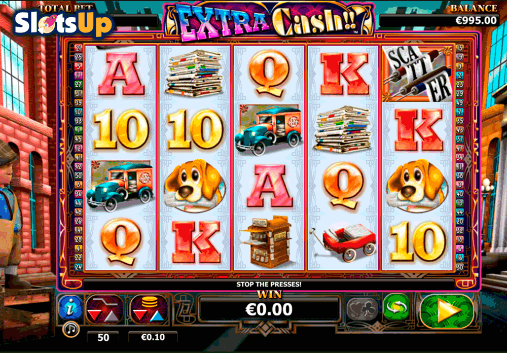 Extra Cash Dice Game - Play Online for Free or Real Money
