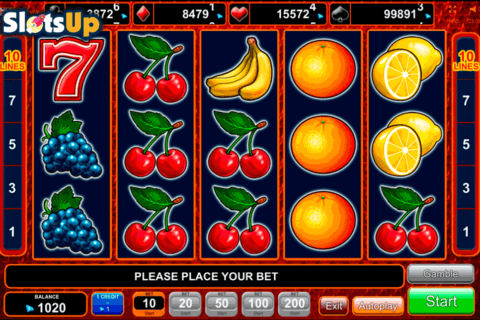 online slot games blue heart