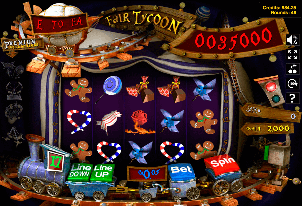 Online Casino Fair