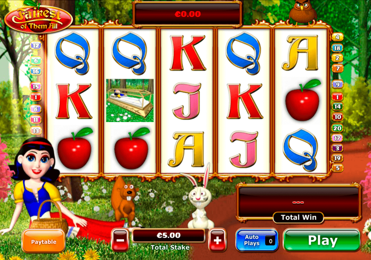 Fairest of Them All™ Slot Machine Game to Play Free in AshGamings Online Casinos