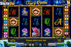 FAIRY QUEEN NOVOMATIC CASINO SLOTS