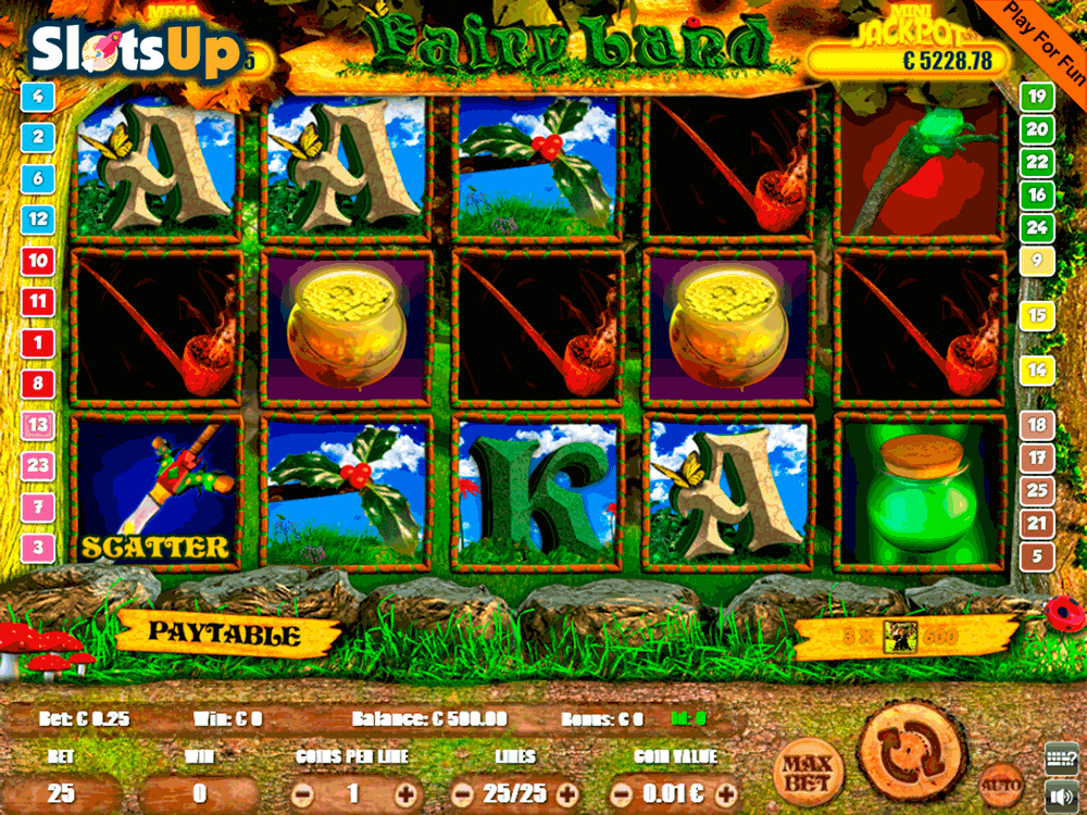 FAIRYLAND PORTOMASO CASINO SLOTS
