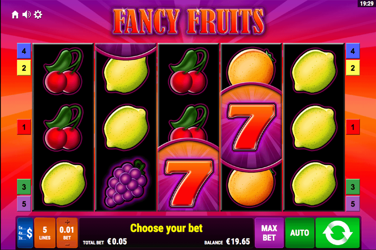 Fancy Fruits Slot - Play Now for Free or Real Money