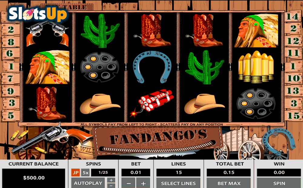 Floridita Fandango Slot - Play Online for Free or Real Money