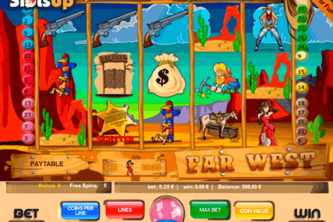 far west portomaso casino slots