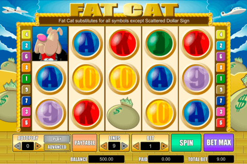 FAT CAT AMAYA CASINO SLOTS