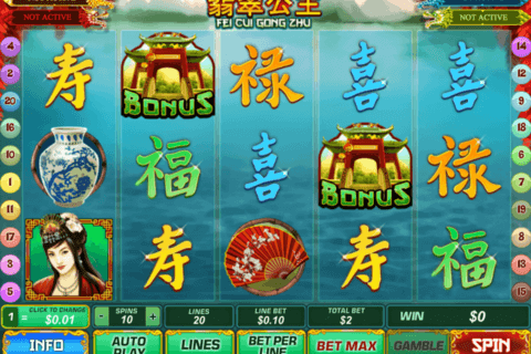 Fei Cui Gong Zhu Slot Machine Online ᐈ Playtech™ Casino Slots