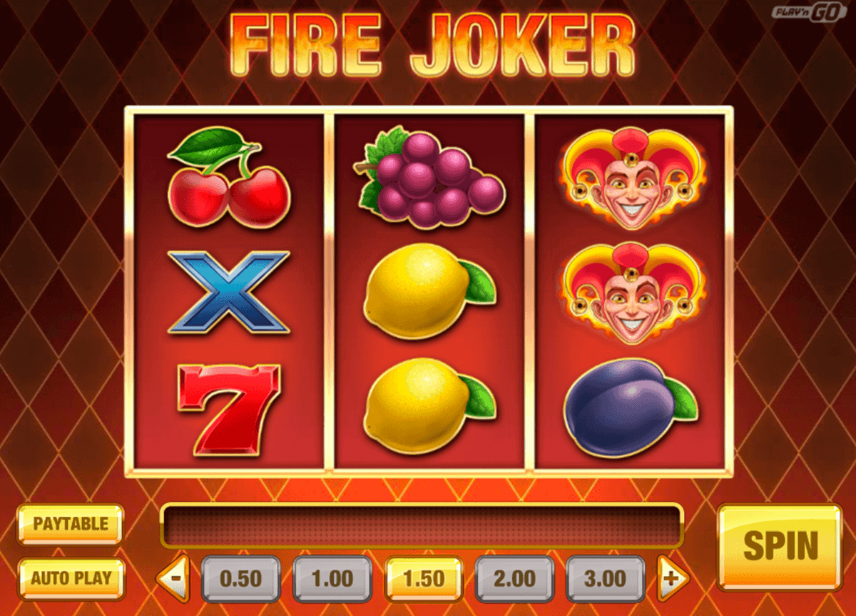 Fire Joker Slot Machine Online ᐈ Playn Go™ Casino Slots