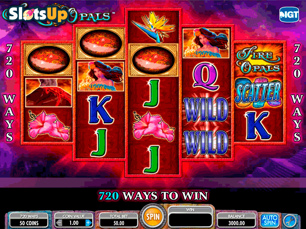 Fire Opals™ Slot Machine Game to Play Free in IGTs Online Casinos