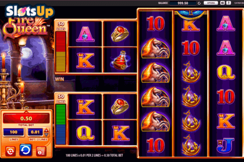 FIRE QUEEN WMS CASINO SLOTS