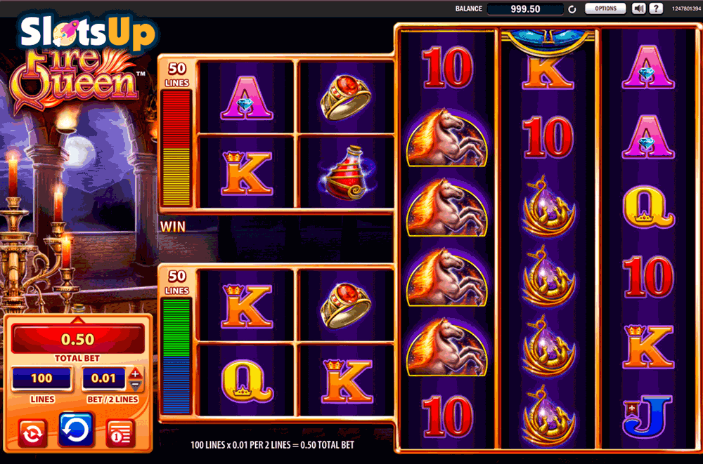 Fire Queen WMS Online Slot for Real Money - Rizk Casino