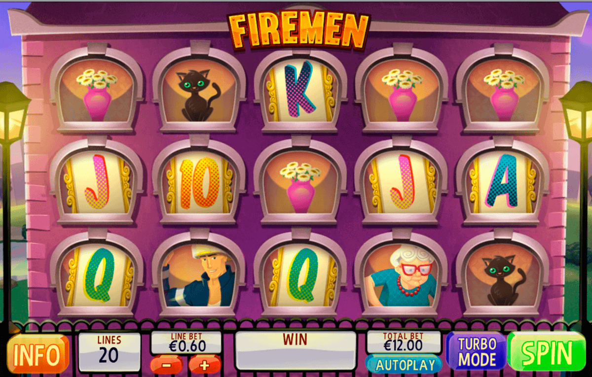 Firemen Slot Machine Online ᐈ Playtech™ Casino Slots