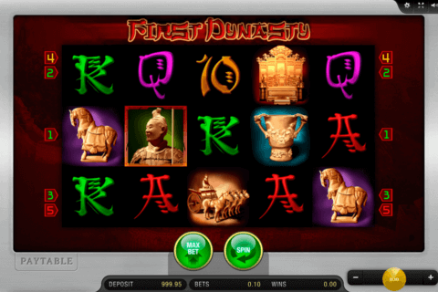 FIRST DYNASTY MERKUR CASINO SLOTS